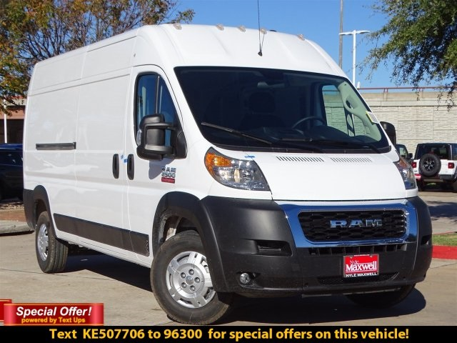 2019 ProMaster 2500 High Roof FWD,  Empty Cargo Van #KE507706 - photo 4