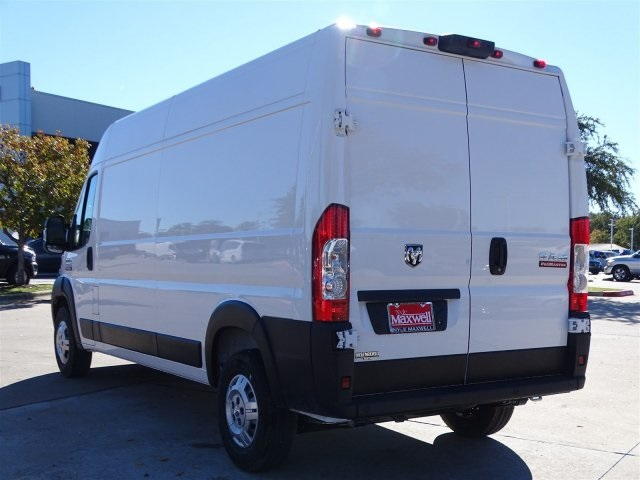 2019 ProMaster 2500 High Roof FWD,  Empty Cargo Van #KE507706 - photo 8