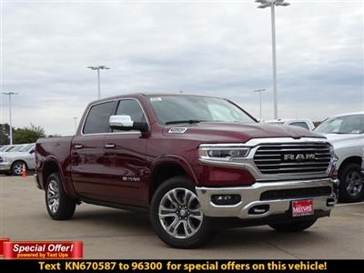 2019 Ram 1500 Crew Cab 4x4,  Pickup #KN670587 - photo 4