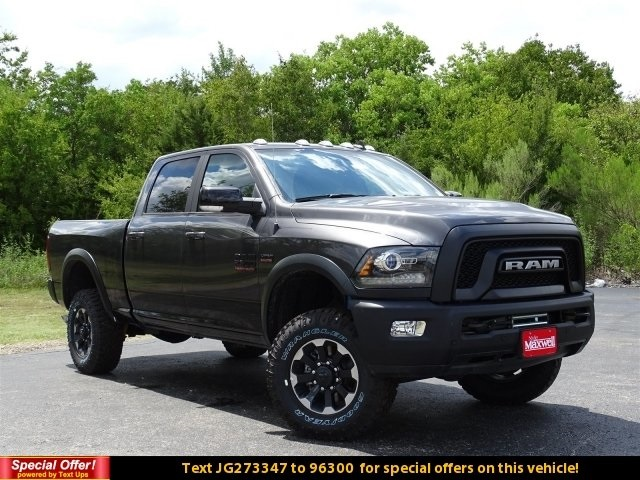 2018 Ram 2500 Crew Cab 4x4,  Pickup #JG273347 - photo 5