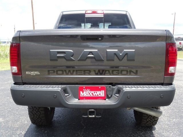 2018 Ram 2500 Crew Cab 4x4,  Pickup #JG273347 - photo 4