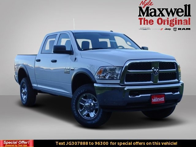 2018 Ram 2500 Crew Cab 4x4,  Pickup #JG307888 - photo 1