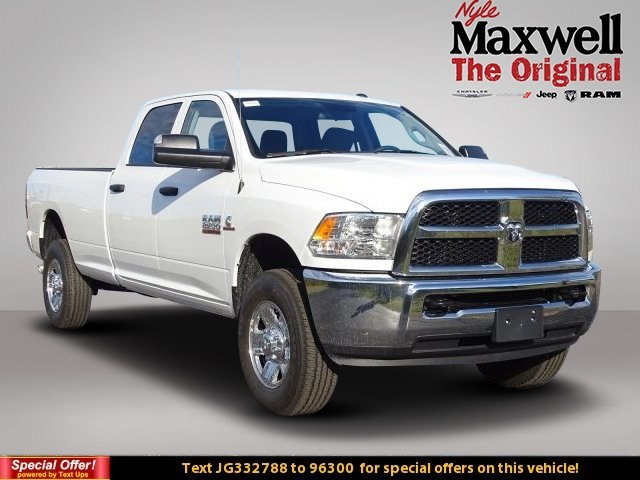2018 Ram 2500 Crew Cab 4x4,  Pickup #JG332788 - photo 1