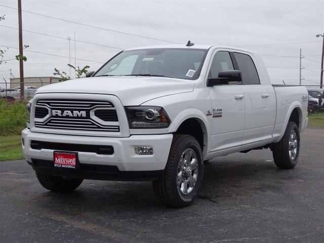 2018 Ram 2500 Mega Cab 4x4,  Pickup #JG348605 - photo 7