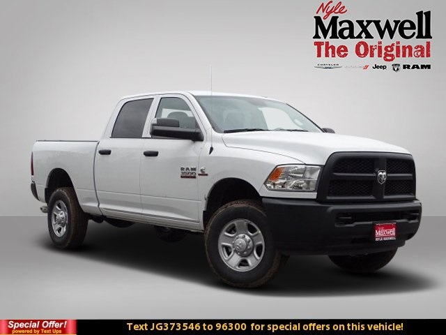 2018 Ram 3500 Crew Cab 4x4,  Pickup #JG373546 - photo 1