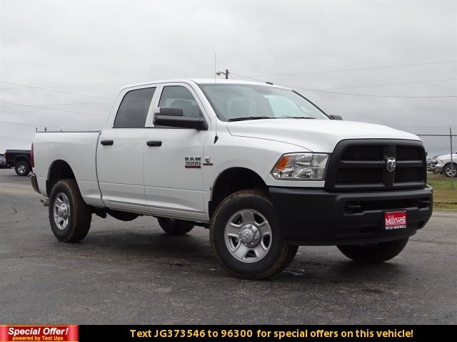 2018 Ram 3500 Crew Cab 4x4,  Pickup #JG373546 - photo 4