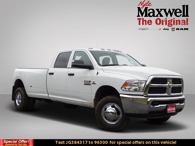 2018 Ram 3500 Crew Cab DRW 4x4,  Pickup #JG384317 - photo 1