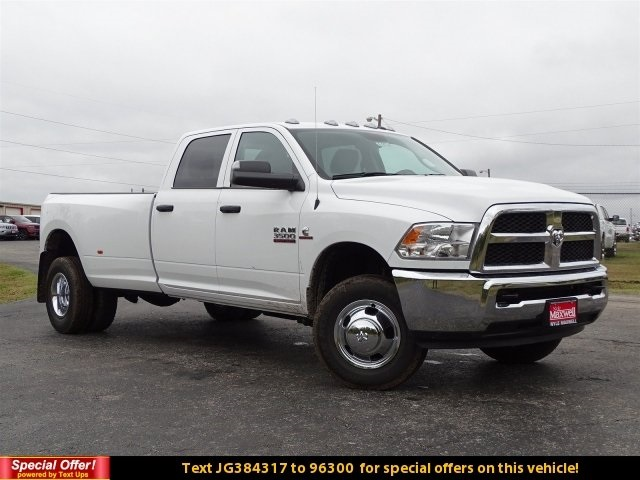 2018 Ram 3500 Crew Cab DRW 4x4,  Pickup #JG384317 - photo 4