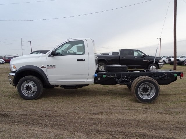 2018 Ram 5500 Regular Cab DRW 4x4,  Cab Chassis #JG406849 - photo 6