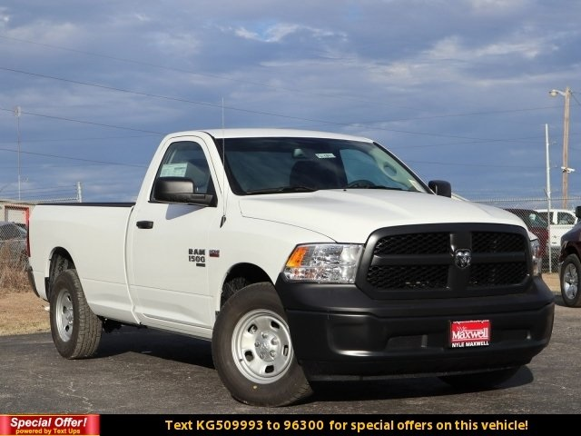 2019 Ram 1500 Regular Cab 4x2,  Pickup #KG509993 - photo 4