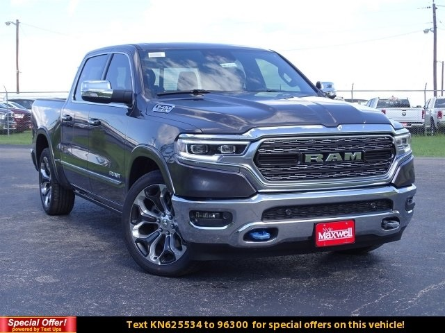 2019 Ram 1500 Crew Cab 4x4,  Pickup #KN625534 - photo 4