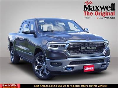 2019 Ram 1500 Crew Cab 4x4,  Pickup #KN625534 - photo 1