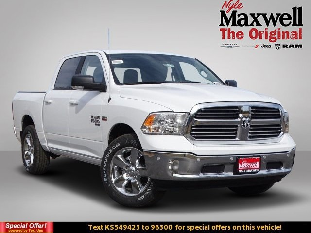 2019 Ram 1500 Crew Cab 4x2,  Pickup #KS549423 - photo 1