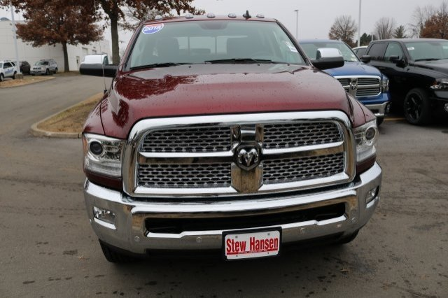 2018 Ram 2500 Crew Cab 4x4,  Pickup #8R10120 - photo 8