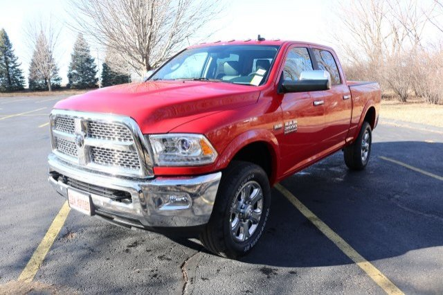 2018 Ram 2500 Crew Cab 4x4,  Pickup #8R10250 - photo 7