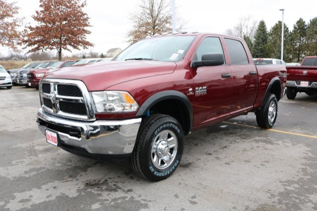 2018 Ram 2500 Crew Cab 4x4,  Pickup #8R8750 - photo 7