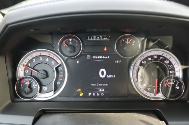 2018 Ram 3500 Mega Cab DRW 4x4,  Pickup #8R9250 - photo 15