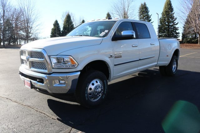 2018 Ram 3500 Mega Cab DRW 4x4,  Pickup #8R9260 - photo 7