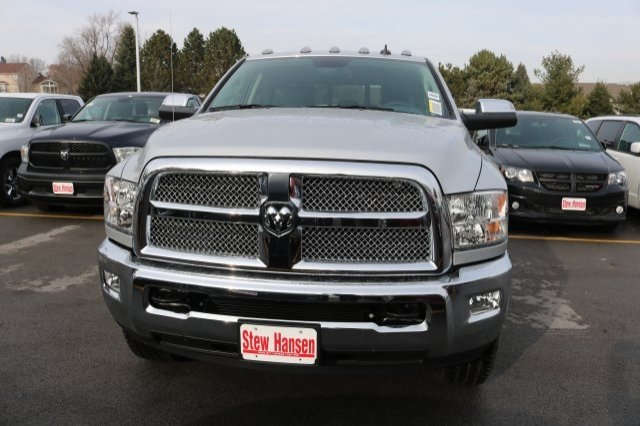 2018 Ram 2500 Crew Cab 4x4,  Pickup #8R9460 - photo 8