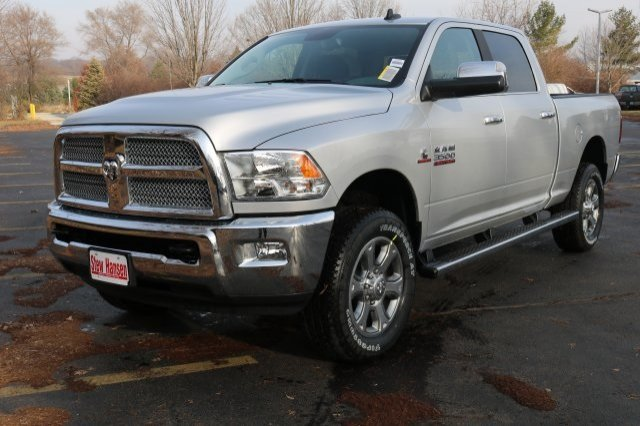 2018 Ram 3500 Crew Cab 4x4,  Pickup #8R9830 - photo 7