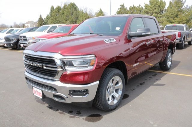 2019 Ram 1500 Crew Cab 4x4,  Pickup #9R0030 - photo 7
