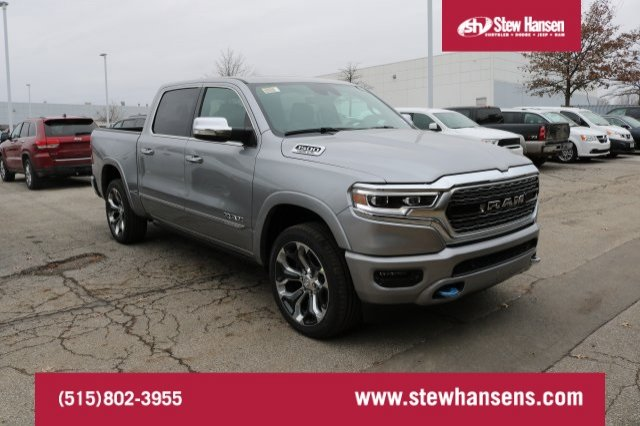 2019 Ram 1500 Crew Cab 4x4,  Pickup #9R3330 - photo 1