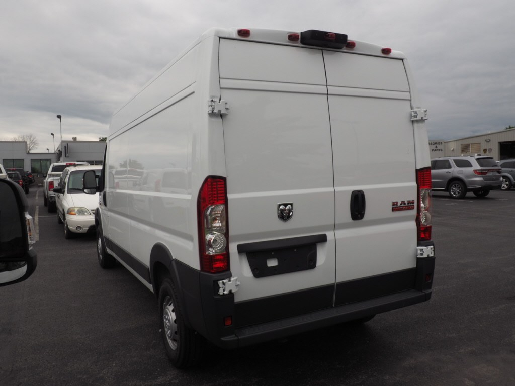2018 ProMaster 2500 High Roof FWD,  Upfitted Cargo Van #JE139374 - photo 5