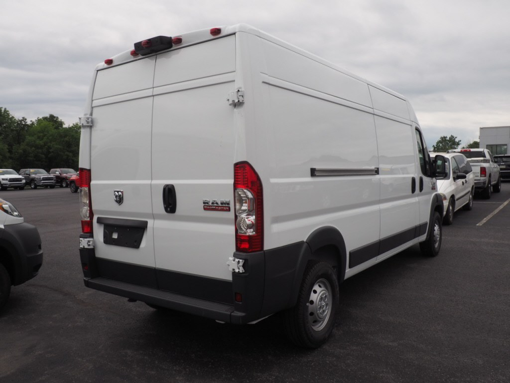 2018 ProMaster 2500 High Roof FWD,  Upfitted Cargo Van #JE139374 - photo 6