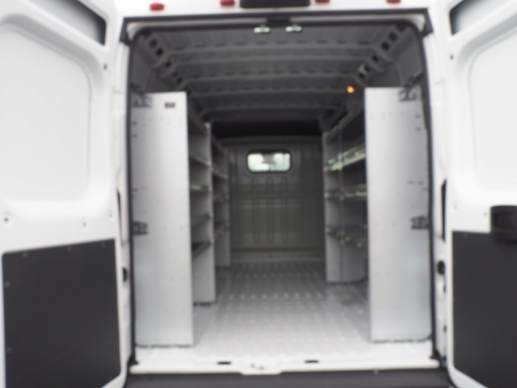 2018 ProMaster 2500 High Roof FWD,  Upfitted Cargo Van #JE139374 - photo 2