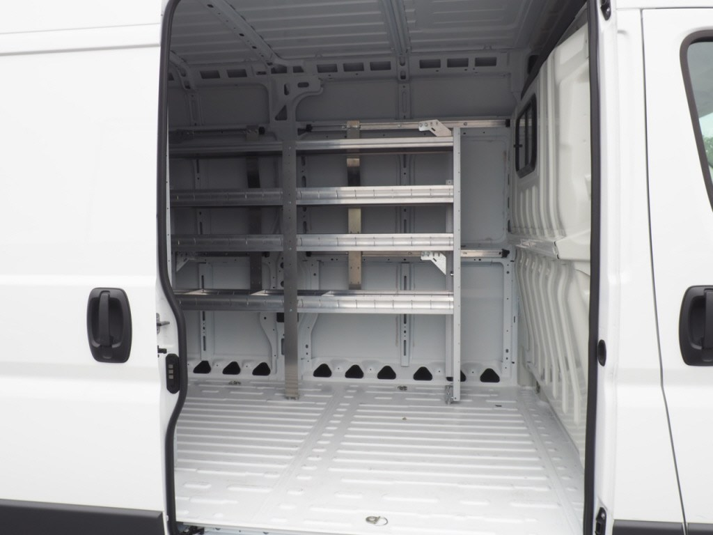 2018 ProMaster 2500 High Roof FWD,  Upfitted Cargo Van #JE139374 - photo 7
