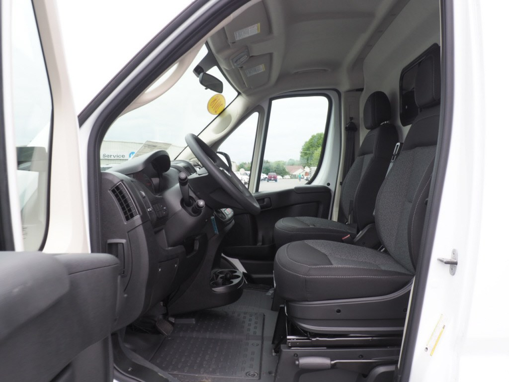2018 ProMaster 2500 High Roof FWD,  Upfitted Cargo Van #JE139374 - photo 9