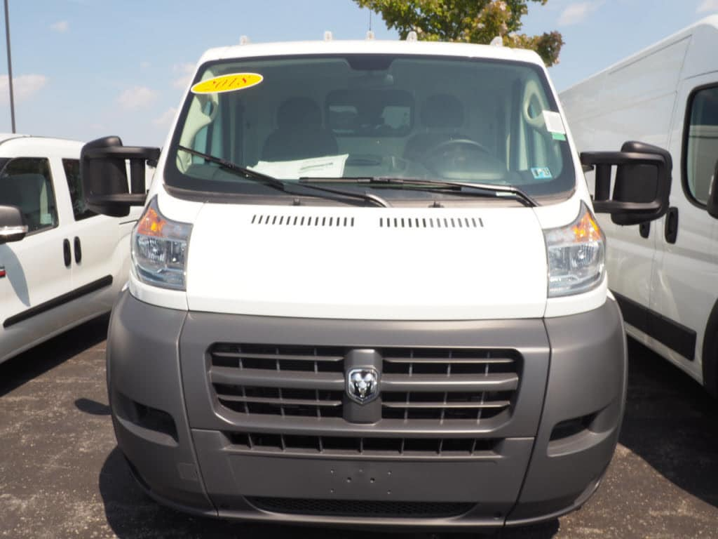 2018 ProMaster 1500 Standard Roof FWD,  Upfitted Cargo Van #JE143511 - photo 4