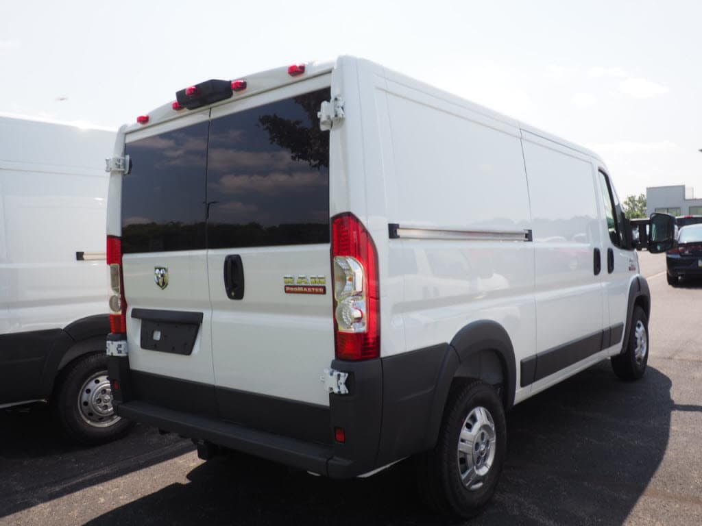 2018 ProMaster 1500 Standard Roof FWD,  Upfitted Cargo Van #JE143511 - photo 5