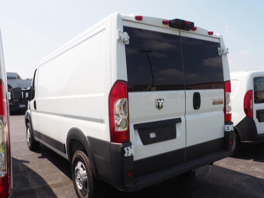 2018 ProMaster 1500 Standard Roof FWD,  Upfitted Cargo Van #JE143511 - photo 6