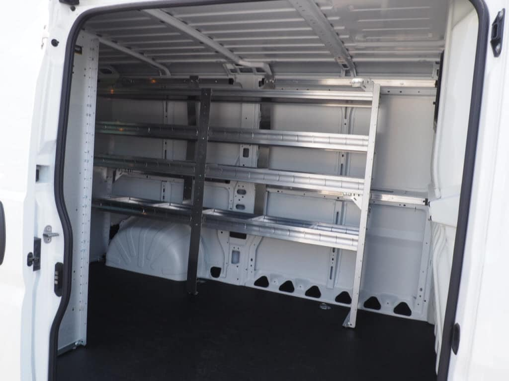 2018 ProMaster 1500 Standard Roof FWD,  Upfitted Cargo Van #JE143511 - photo 7