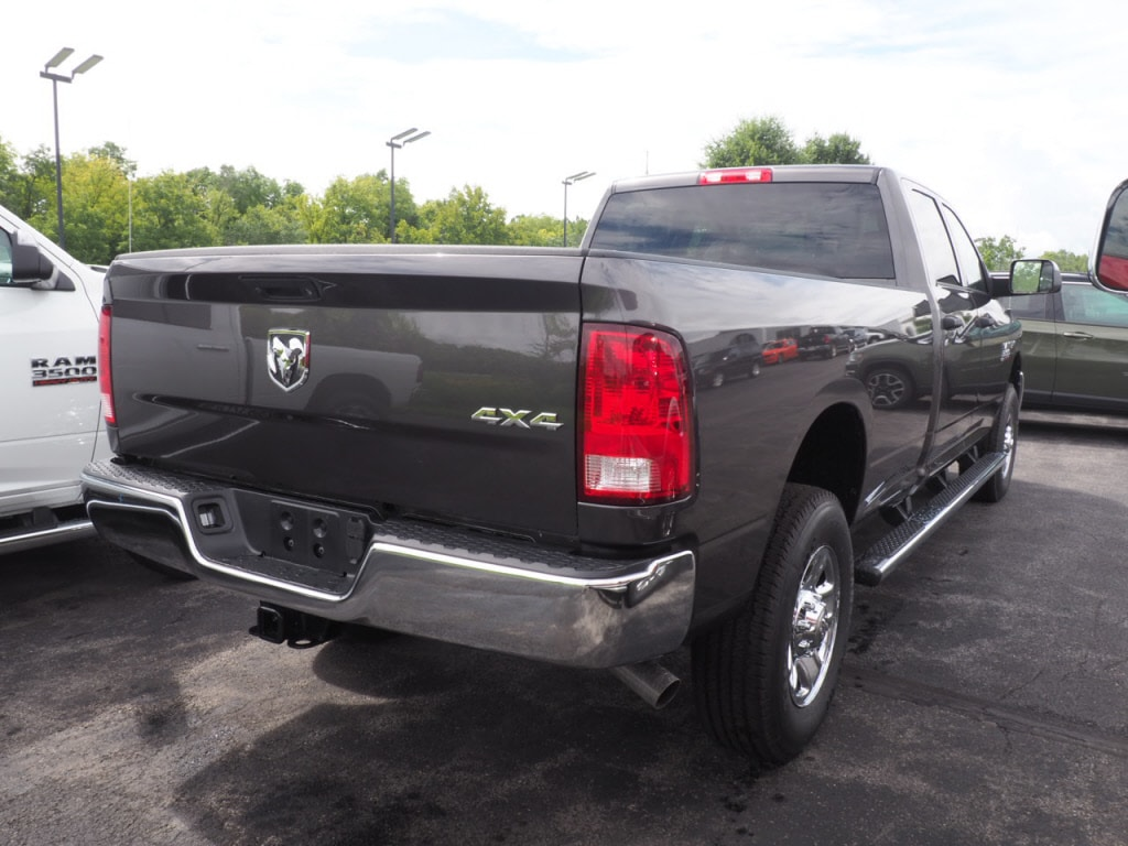 2018 Ram 3500 Crew Cab 4x4,  Pickup #JG293032 - photo 5