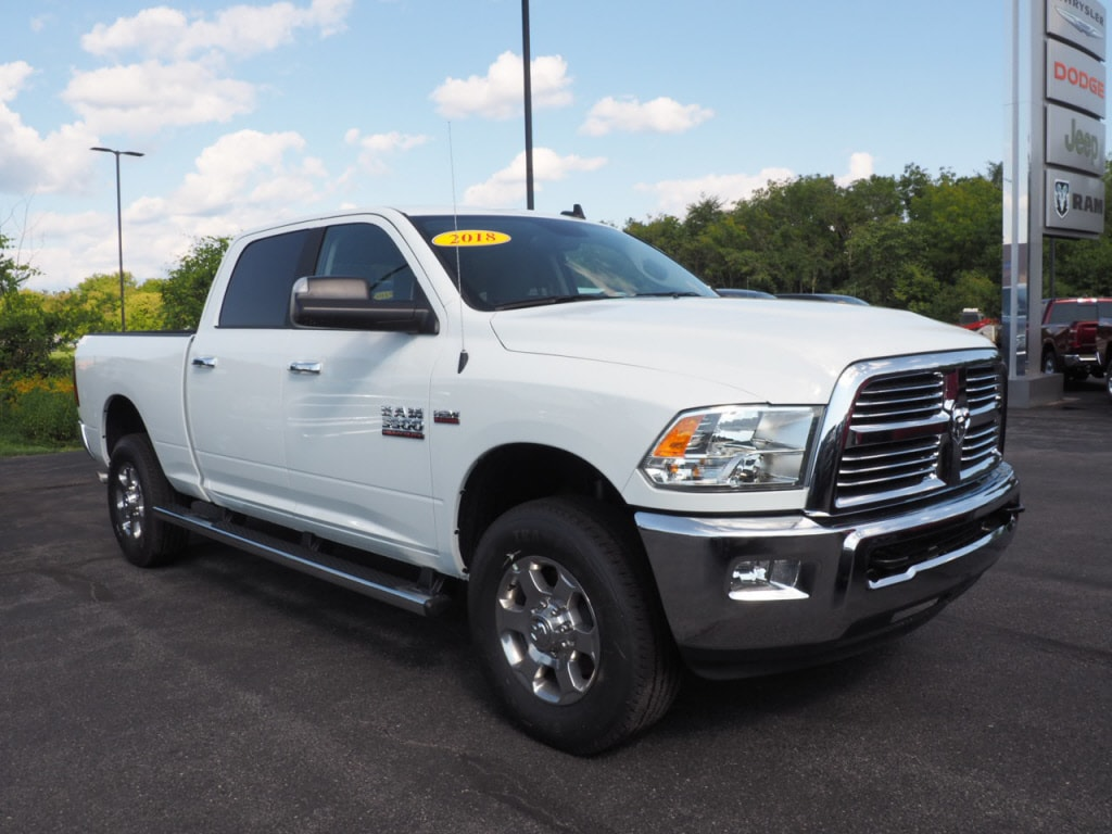 2018 Ram 3500 Crew Cab 4x4,  Pickup #JG299865 - photo 3
