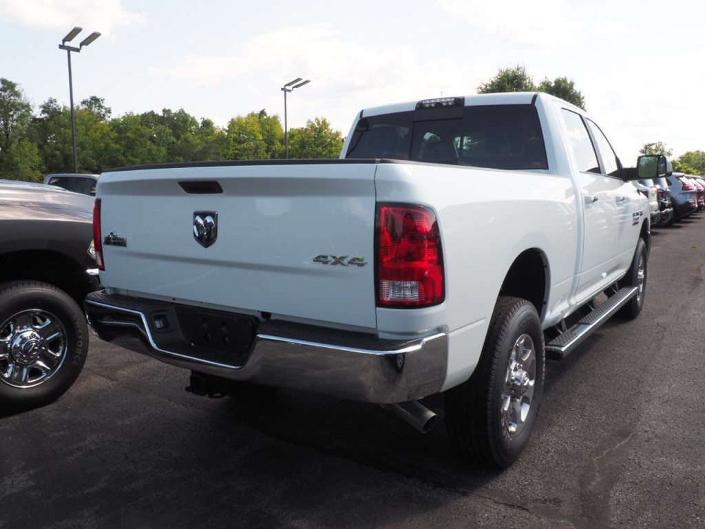 2018 Ram 3500 Crew Cab 4x4,  Pickup #JG299865 - photo 5