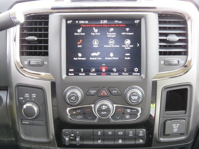 2018 Ram 3500 Crew Cab 4x4,  Pickup #G342993 - photo 13