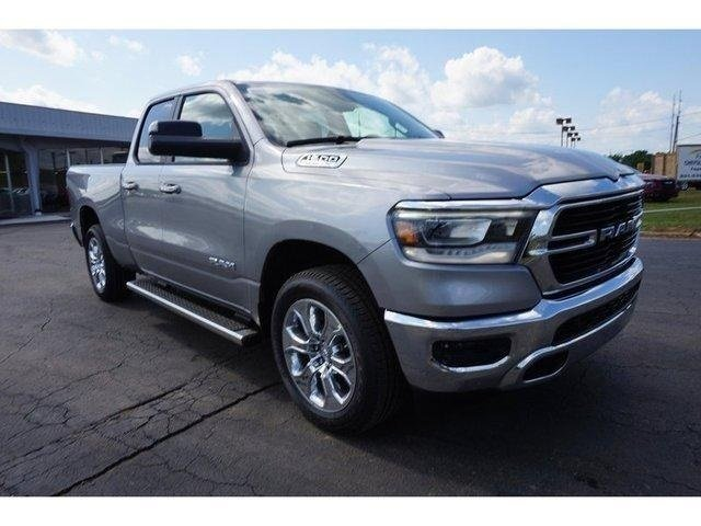 2019 Ram 1500 Quad Cab 4x4,  Pickup #N518070 - photo 3