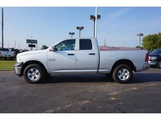 2018 Ram 1500 Quad Cab 4x4,  Pickup #S332318 - photo 5