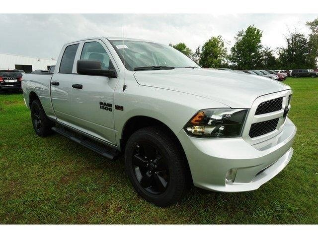 2018 Ram 1500 Quad Cab 4x4,  Pickup #S351217 - photo 3