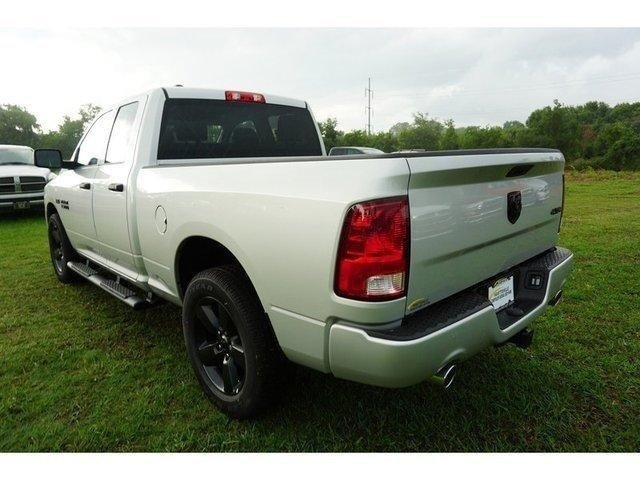 2018 Ram 1500 Quad Cab 4x4,  Pickup #S351217 - photo 2