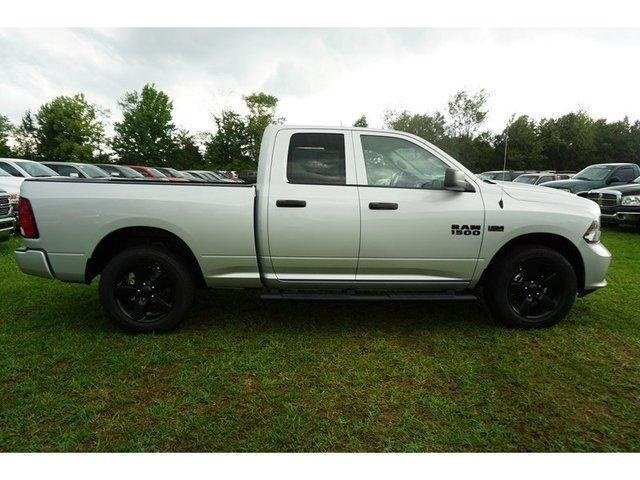2018 Ram 1500 Quad Cab 4x4,  Pickup #S351217 - photo 8