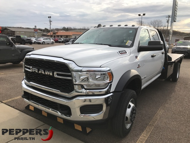 2020 Ram 4500 Crew Cab DRW 4x4, CM Truck Beds Platform Body #T2421 - photo 1