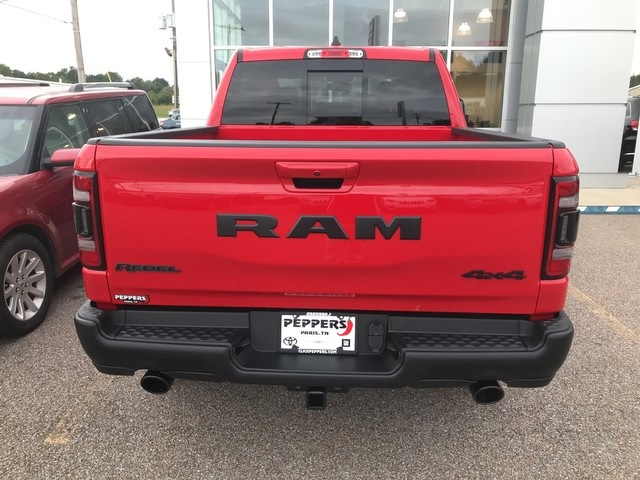 2019 Ram 1500 Crew Cab 4x4,  Pickup #T9062 - photo 7