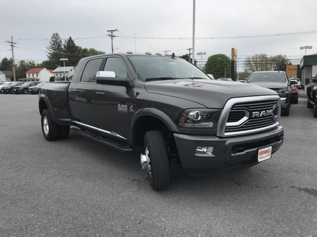 2018 Ram 3500 Mega Cab DRW 4x4, Pickup #D180679 - photo 10