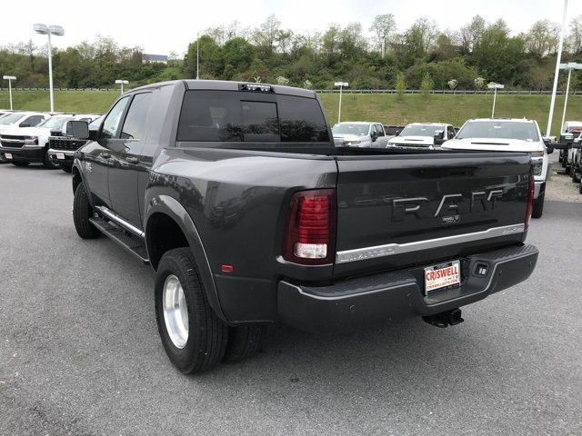 2018 Ram 3500 Mega Cab DRW 4x4, Pickup #D180679 - photo 2