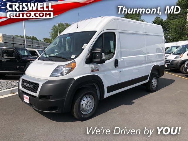 2019 ProMaster 1500 High Roof FWD, Empty Cargo Van #D190407 - photo 1