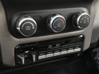 2019 Ram 3500 Regular Cab DRW 4x4, Cab Chassis #D190462 - photo 17